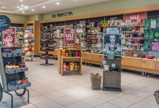 The Body Shop in Farnborough | Princes Mead Shopping Centre