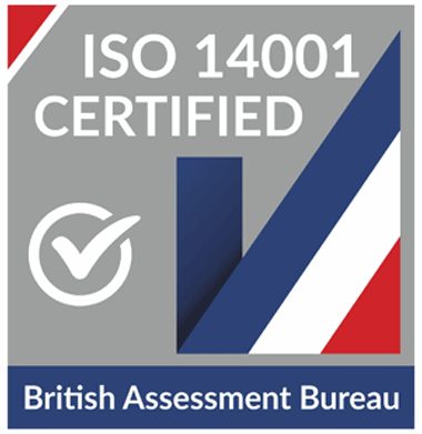 ISO 14001 - Awards & Accreditations