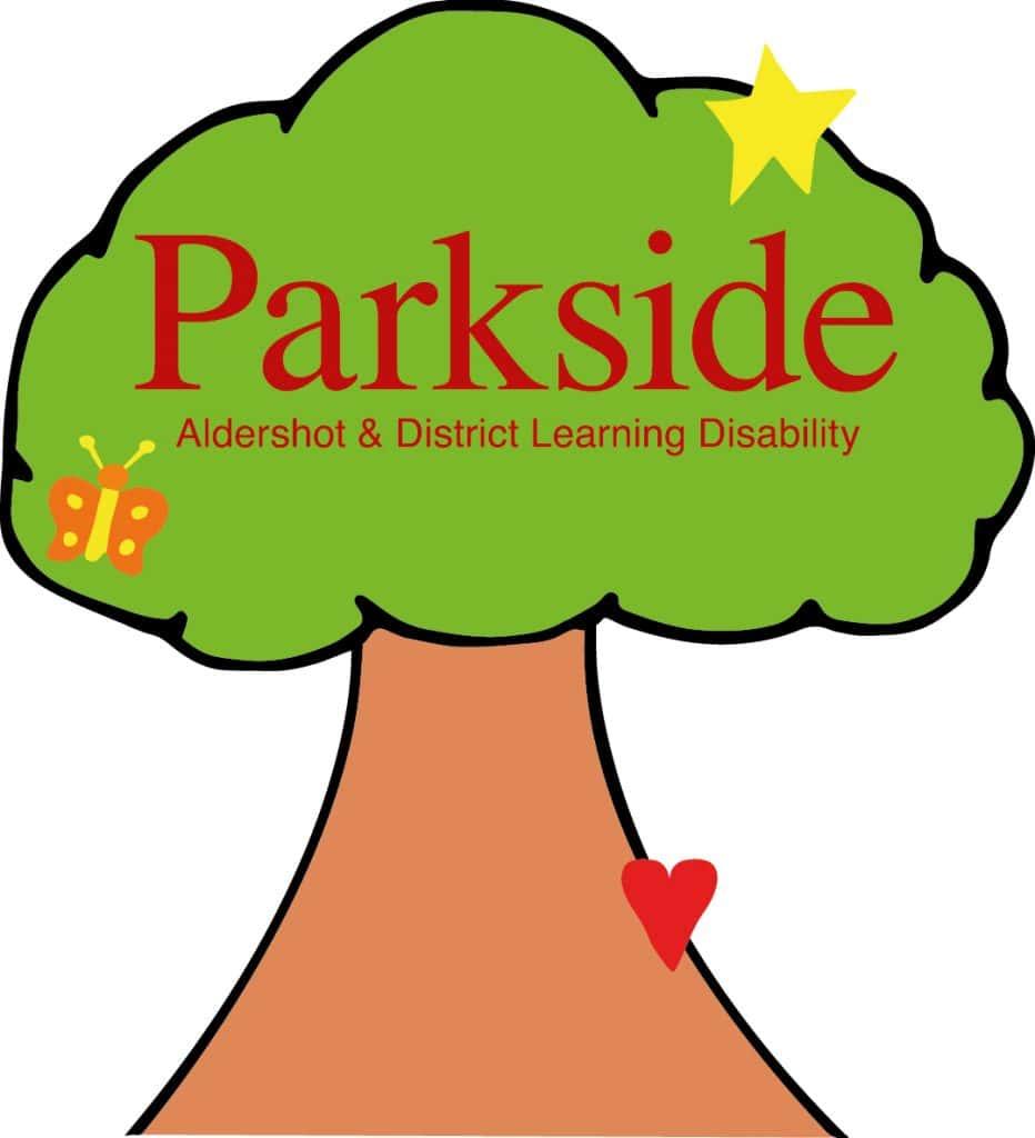 Parkside Logo redrawn 1 932x1024 - April 2021 - Parkside, Aldershot & District Learning Disabilities