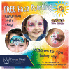 Princes Mead Kids Club Face Painting Social Media SQ 100x100 - Free Face Painting!  Saturday 29th May 2021
