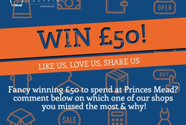 Social media £50 comp Facebook 600x403 - What's On