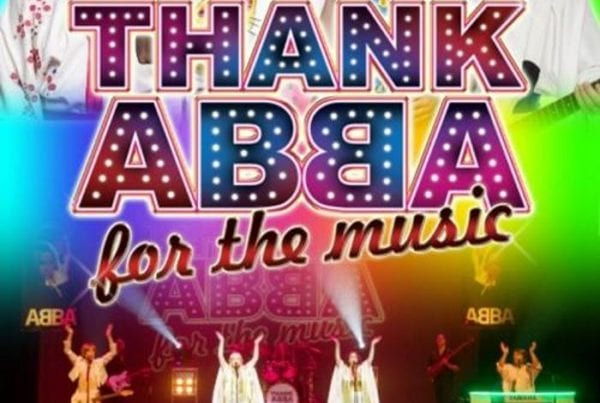 abba poster 600x403 - What's On
