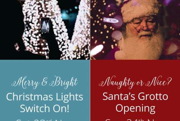 christmas lights poster 600x403 - What's On
